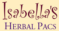 Isabella's Herbal Pacs